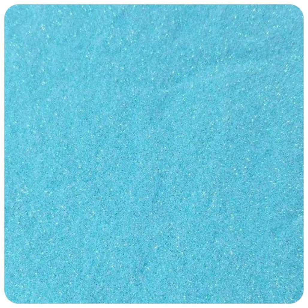 BABY BLUE Iridescent Rainbow Extra Fine Polyester Glitter