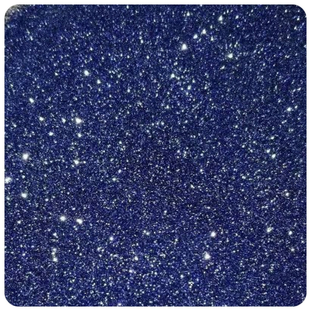 BEDAZZLING BLUE Extra Fine Polyester Glitter