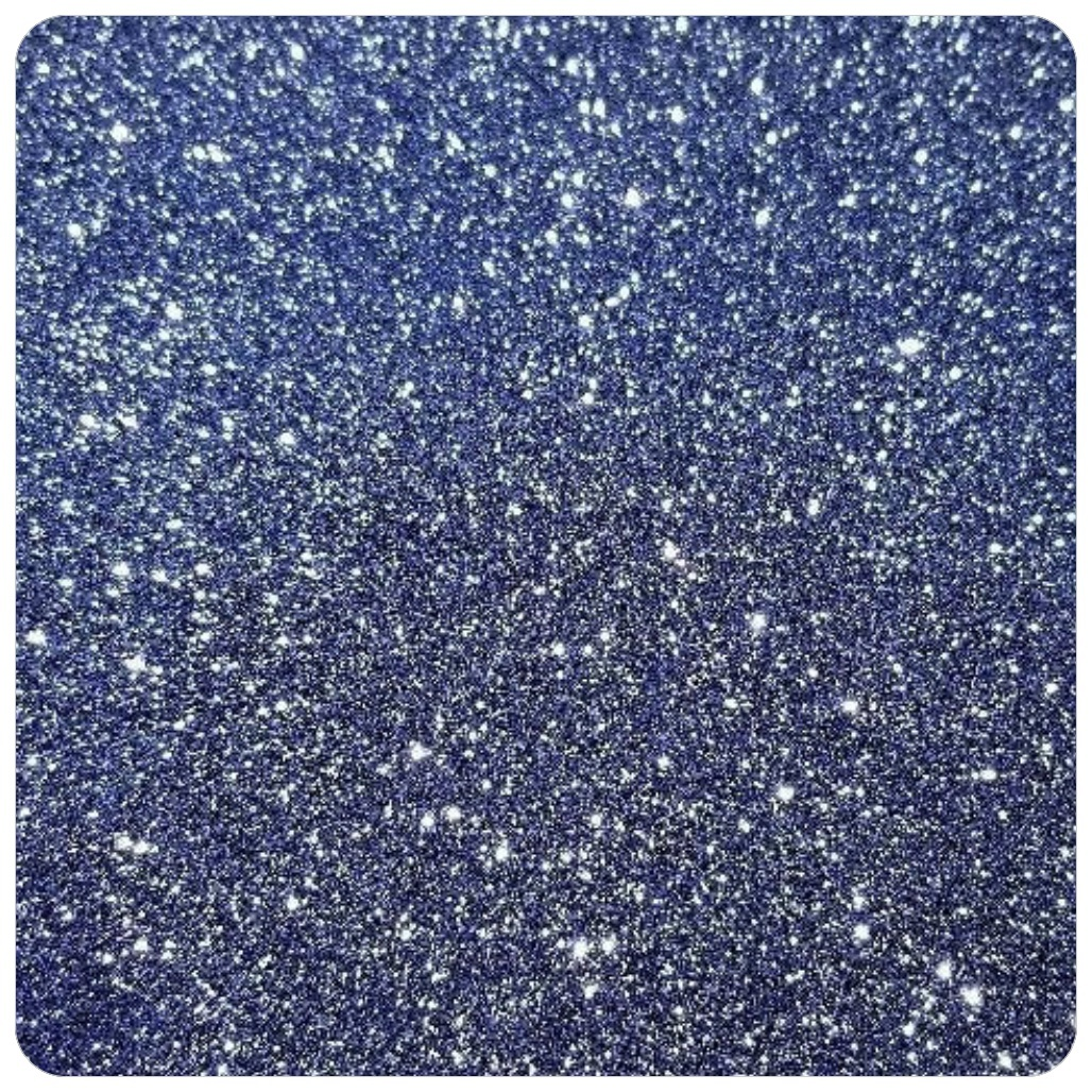 BLUE SAPPHIRE Extra Fine Polyester Glitter