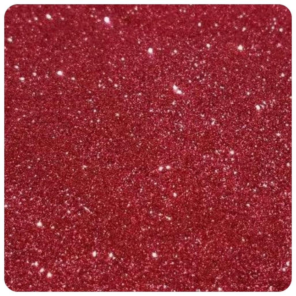 DARK PINK Extra Fine Polyester Glitter