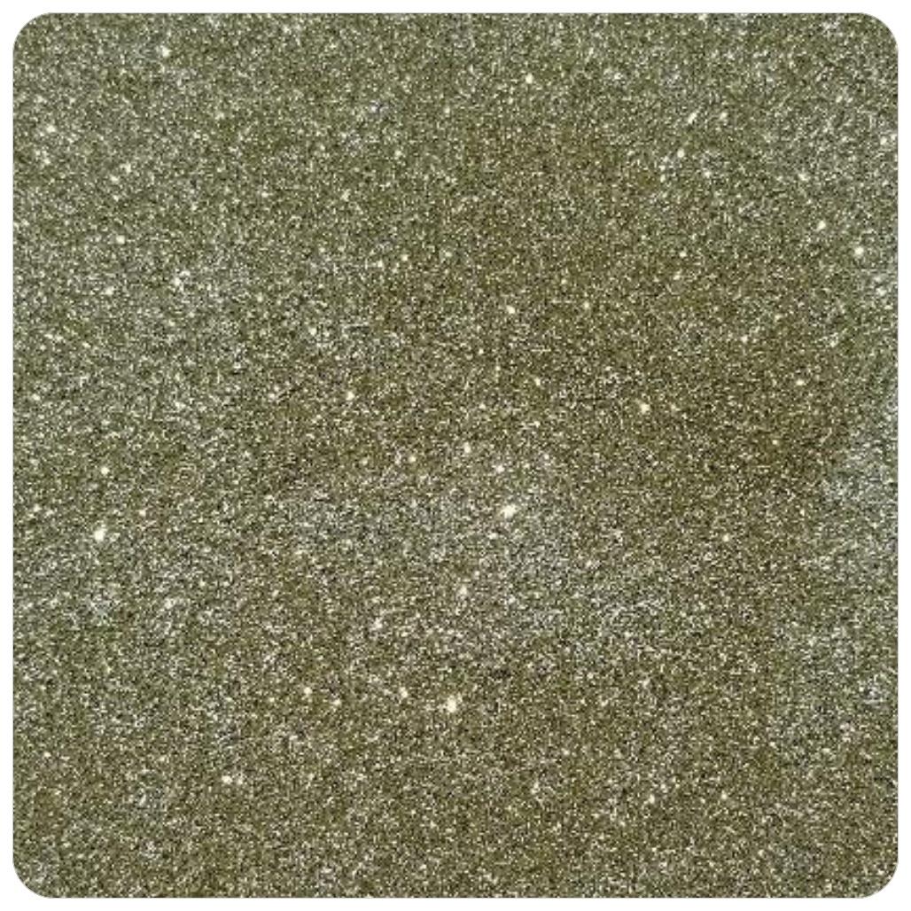 EMERALD CHAMPAGNE Extra Fine Polyester Glitter
