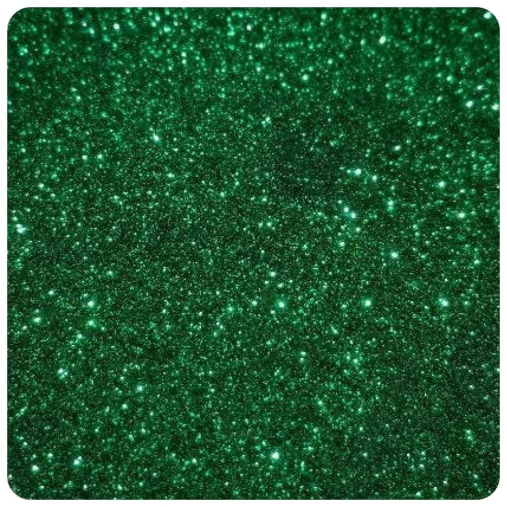 GRASS GREEN Extra Fine Polyester Glitter
