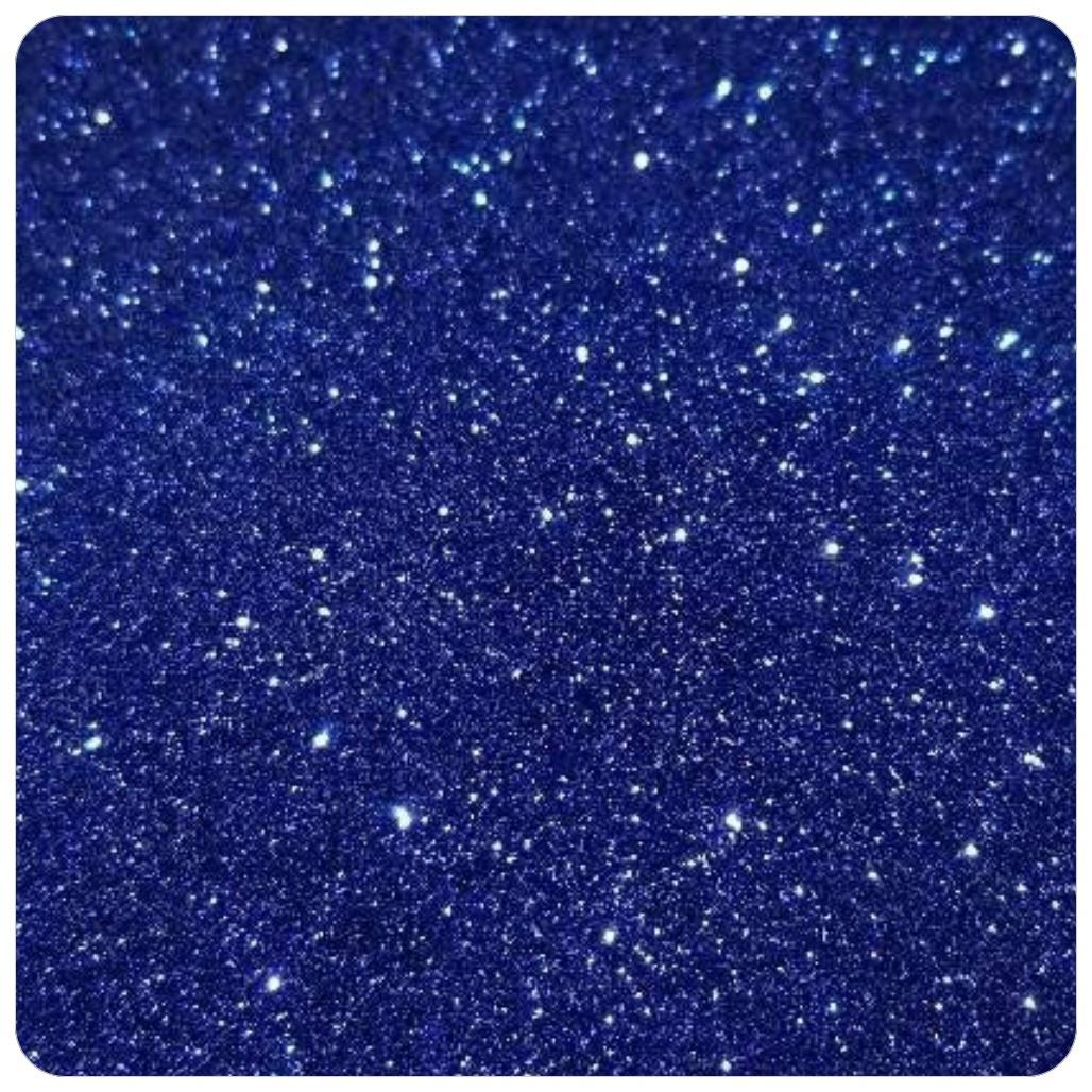 PHANTOM BLUE Extra Fine Polyester Glitter