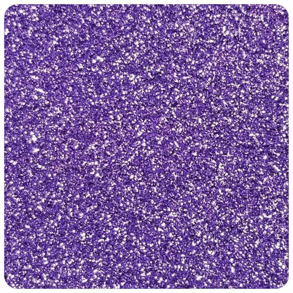 PURPLE Extra Fine Polyester Glitter