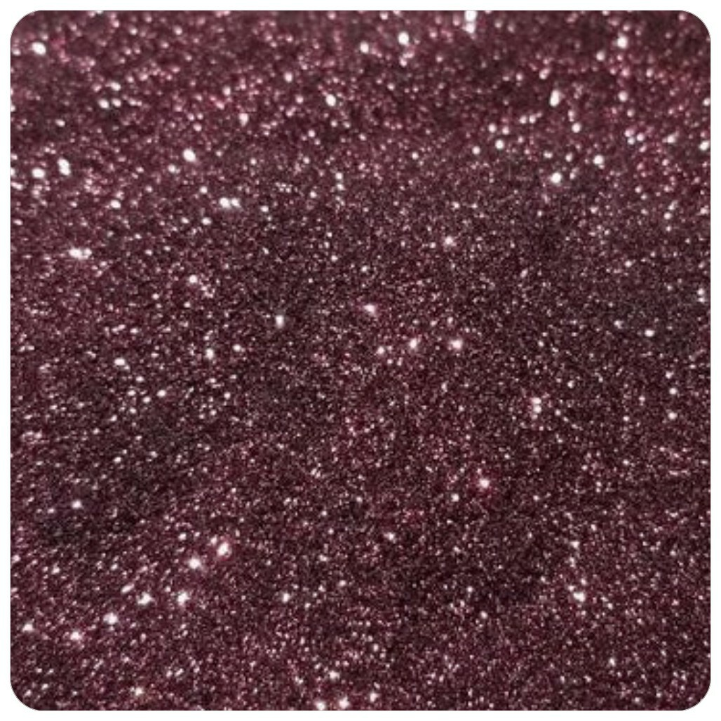 RED COFFEE Extra Fine Polyester Glitter