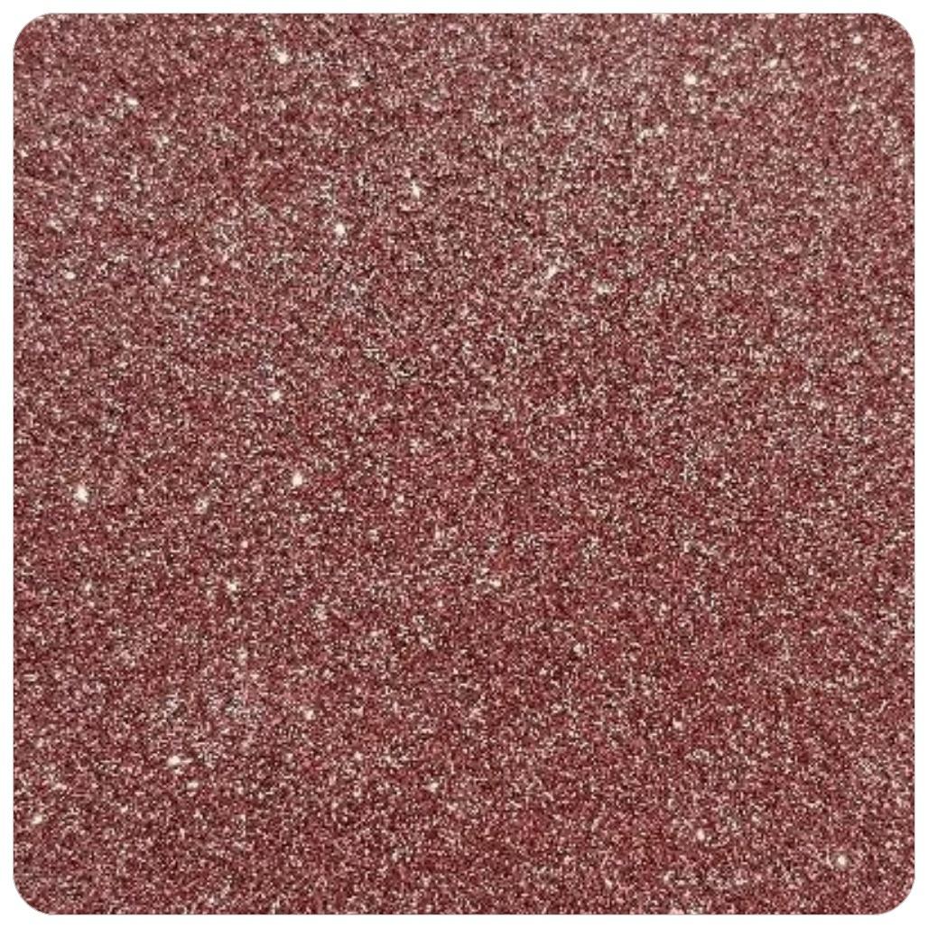 ROSE GOLD Extra Fine Polyester Glitter