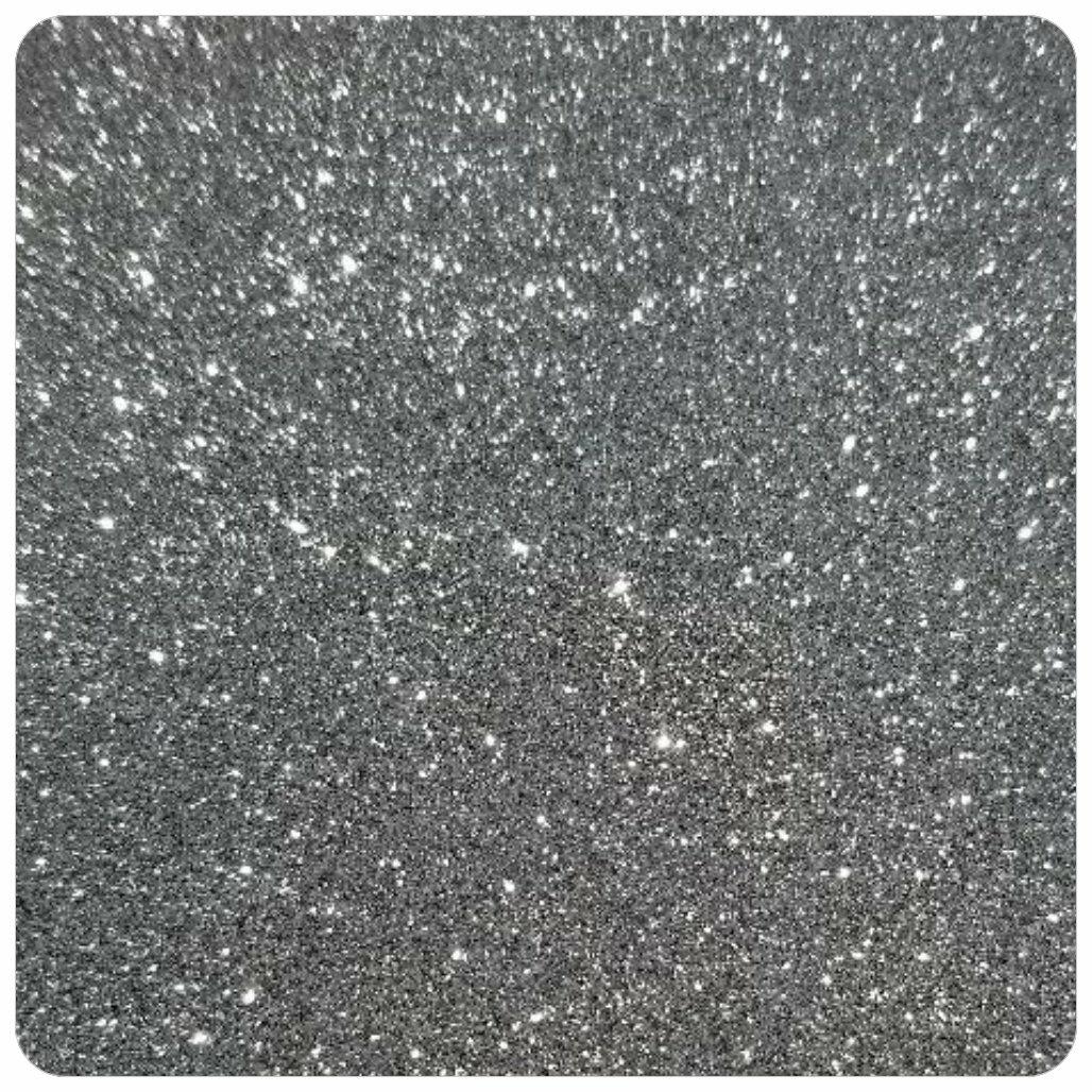 SILVER Extra Fine Polyester Glitter