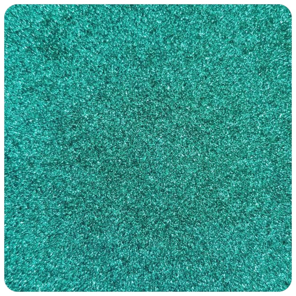 TEAL TURTLE Extra Fine Polyester Glitter