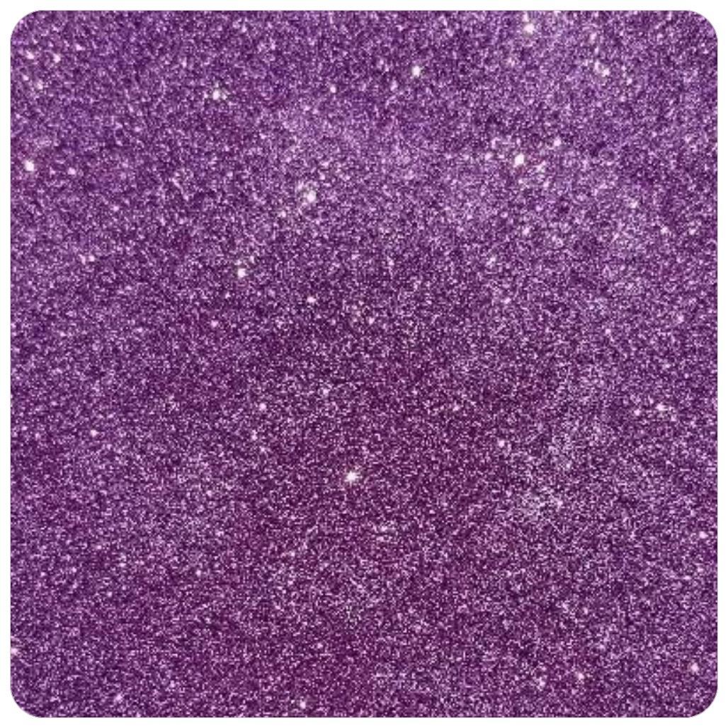 Violet Extra Fine Polyester Glitter