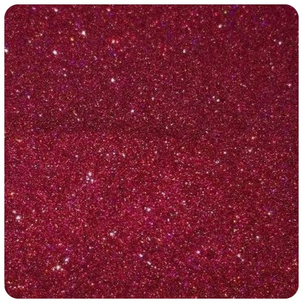 DEEP RASPBERRY Holographic Extra Fine Polyester Glitter