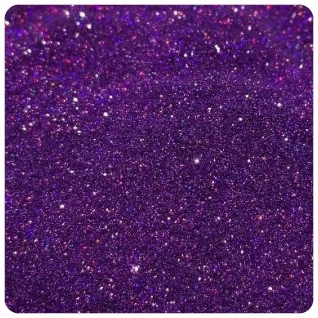 ROYAL PURPLE Holographic Extra Fine Polyester Glitter