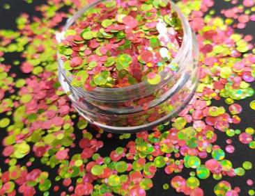 Sweet N Tart Glitter Dots