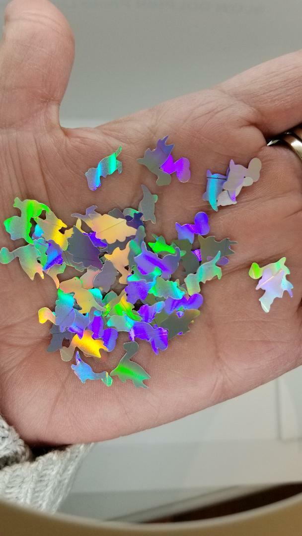 Dinosaur Holographic Glitter