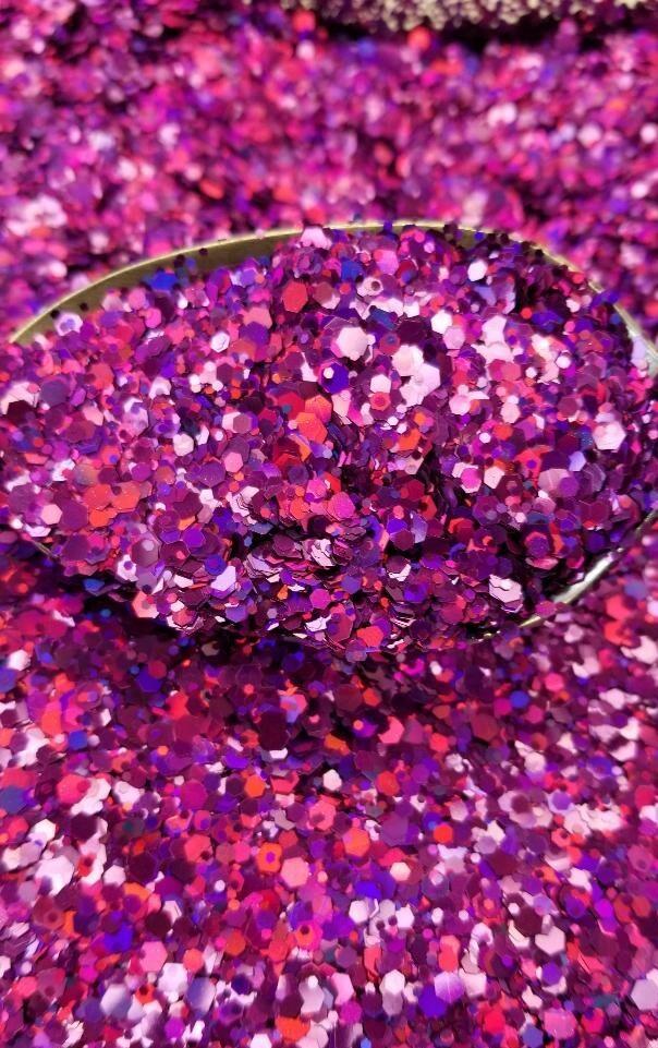 Mika's Way - Royal Purple