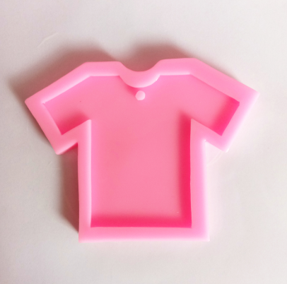 T-Shirt Silicone mold